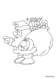 santa clause coloring pages santa claus coloring page pictures archives gobel coloring page