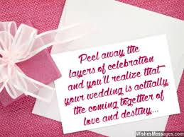 greetings for a wedding card wedding card quotes and wishes congratulations messages