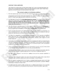 dj contract pdf fill online printable fillable blank pdffiller