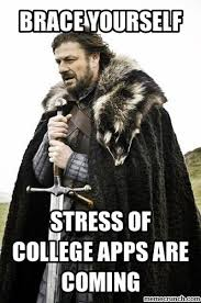 High School Senior Meme - school senior problems