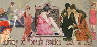 outfits for women in their early 20s history of womens fashion 1920 to 1929 glamourdaze