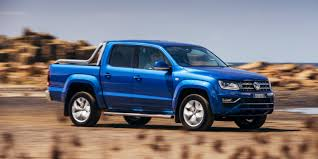 volkswagen amarok custom 2017 volkswagen amarok gets a v6 diesel loaded 4x4