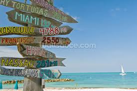 beach wallpaper wall murals wallsauce usa key west signpost wallpaper mural