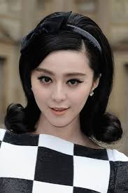 retro headbands fan bingbing s bouffant retro hairstyle with headband awards