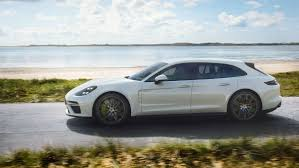 electric porsche panamera porsche just made a 680 horsepower plug in hybrid wagon the verge