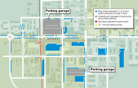 carmel arts design district businesses offer ideas to improve parkingmap