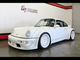 porsche modified car for sale 1992 porsche 911 rwb news gallery top speed