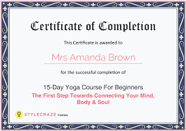15 day yoga course for beginners stylecraze courses
