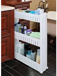 narrow storage cabinet for kitchen slim storage food cleaning supplies pantry cabinet organizer slide out cart rack with wheels for narrow spaces in kitchen garage laundry apartments