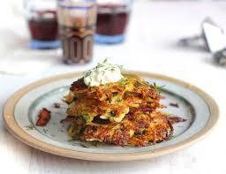latke mix celebrate chanukah w spinach feta latkes c o kosher like me