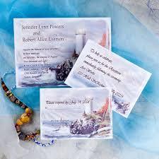 destination wedding invitations beautiful fairy tale destination wedding invitations ewi161 as low
