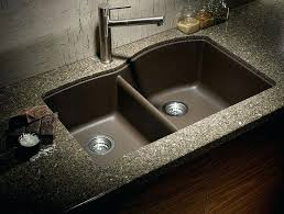 how to clean a blanco composite granite sink granite kitchen sinks new single bowl sink composite throughout 16