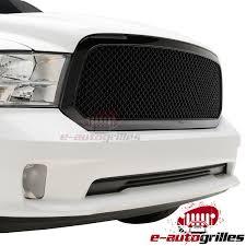 Dodge Ram Truck Grills - dodge ram black grill ebay
