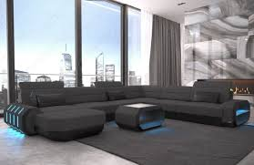 modern sectional sofa brooklyn xl shape