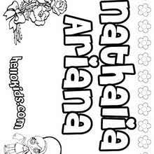 natalie coloring pages hellokids