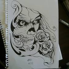 skull by magnasicparvis on deviantart