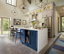 blue gray for kitchen cabinets contemporary blue and gray kitchen cabinets decora cabinetry