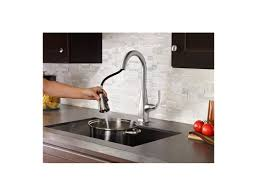 pfister selia kitchen faucet faucet f 529 7sls in stainless steel by pfister