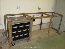 Garage Cabinet Set Garage Workbench 8f0f95df2591 1000 Steel Garage Workbench Husky