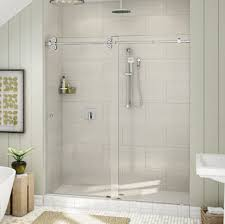 Shower With Door South Coast Glass Sliding Shower Doors