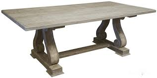 Building Small Side Table by Kitchen Design Magnificent Reclaimed Wood Trestle Table Cool