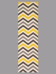 Grey Runner Rug Yellow Runner Rug Rugs Decoration
