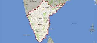 Map Of South India by News From South India New Apostolic Church India