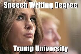 Emerged Meme - melania trump speech memes are the best thing to come out of the