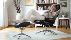 sessel mit hocker design stressless sessel metro high back starbase city gestell mit hocker