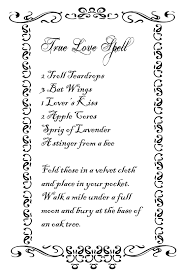 printable witches spell book pages up with the spells to include