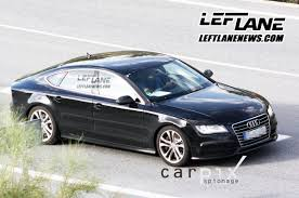 audi s7 spied uncovered and other pics