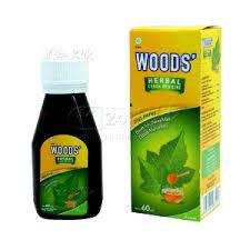Obat Woods jual beli woods herbal plus honey syrup 60 ml untuk batuk