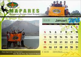 desain kalender meja keren desain kalender duduk dan kalender dinding 2015 asal tau