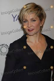 amy carlson new short haircut on blue bloods photos and pictures amy carlson sami gayle for blue blood