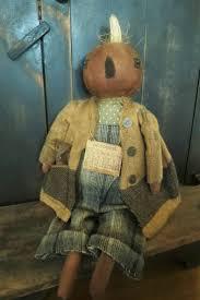 halloween primitive decor 312 best prim pumpkin dolls images on pinterest primitive