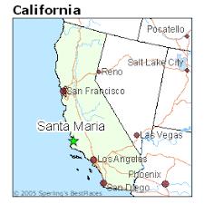 santa california map santa california cost of living