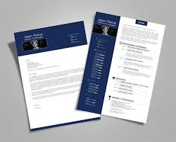 Resume Templates And Cover Letters 10 Fresh Free U0026 Premium Resume Cv Template Design U0026 Cover Letter