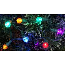 walmart red led christmas lights holiday time led strawberry christmas lights multi red blue green