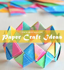 Paper Craft Designs For Kids - creative paper craft ideas 30 picked