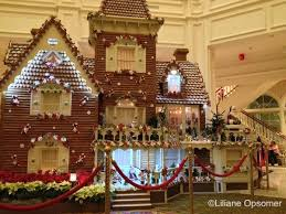 When Is Disney Decorated For Christmas Top 5 Walt Disney World Resorts At Christmas Time By Liliane