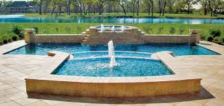 Backyard Pools Tupelo Ms by Custom Swimming Pool U0026 Spa Builders
