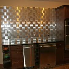 Appliance Storage Cabinet Simple Kitchen Ideas With Silver Metallic Glass Peel Stick Wall