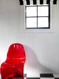 how to dress up a basic playhouse interior hgtv