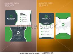 Landscape Business Cards Design Landscape Business Card Stock Images Royalty Free Images