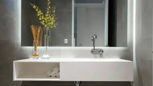 bathroom led lights for mirrors 58 stunning decor with image of