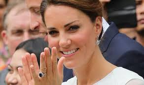 kate wedding ring kate middleton s ring from princess diana soars to 300 000 value