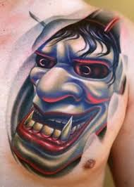 tattoo joker mask mask tattoos and designs page 49