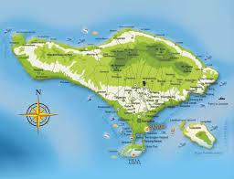 Map Of Bali Villa Amita A Luxury Balinese Villa On The Bukit Pandawa Beach