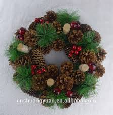 Wholesale Decorations For Christmas Wreaths by List Manufacturers Of Wholesale Christmas Wreath Decorations Buy