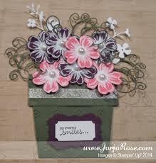 Challenge Flower Pot 209 Best Flowerpot Cards Images On Flower Cards